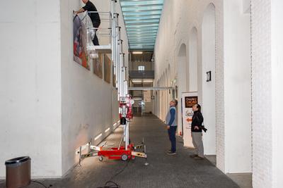 expositie cacaufabriek Helmond | over leven | Mike Harris en Sas Schilten