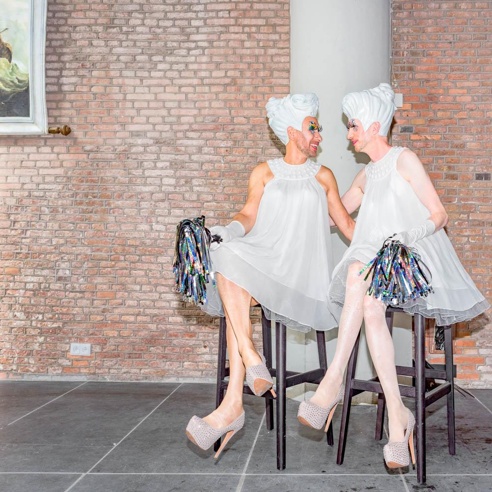 Tara Misoe - Tweede prijs Queens - hartjesdag 2018 amsterdam zeedijk | © Sas Schilten