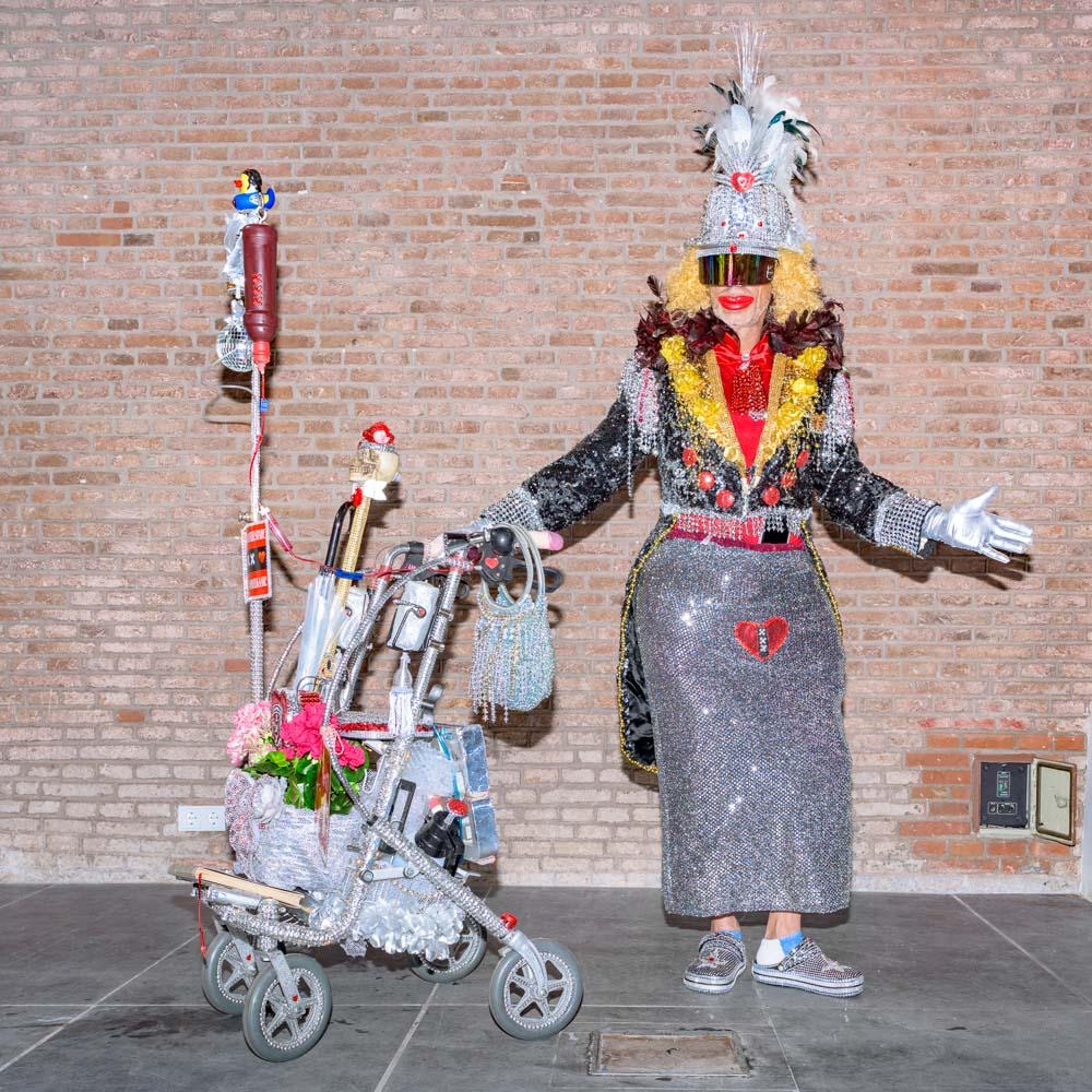 Mamma Grimm - tweede prijs Hartjes hartjesdag 2018 amsterdam zeedijk | © Sas Schilten