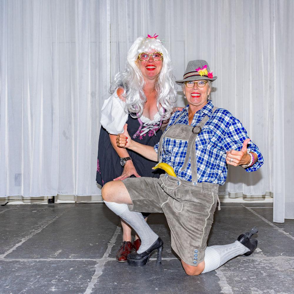 Hansel und Heidi - hartjesdag amsterdam zeedijk 2018 | © Sas Schilten