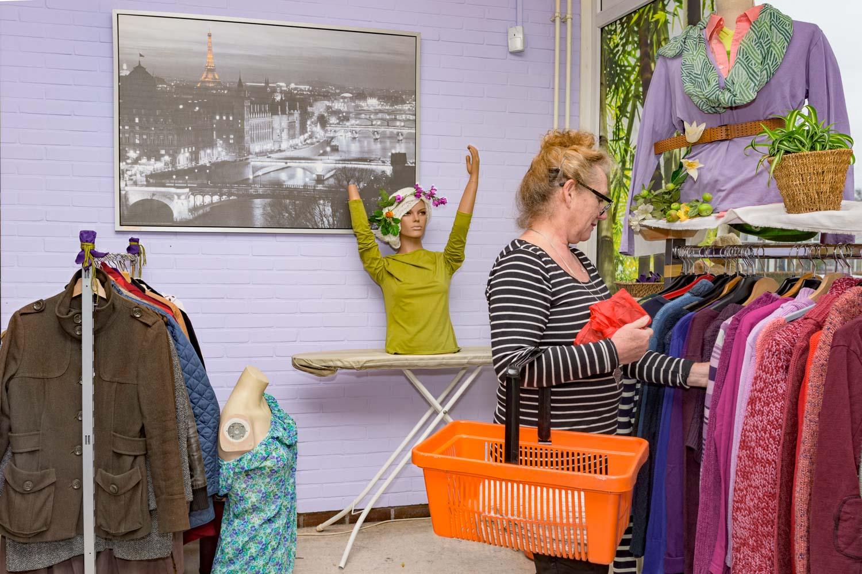 kringloopwinkel De Kleine Beurs Den Bosch - voor de zelfkrant mei 2018