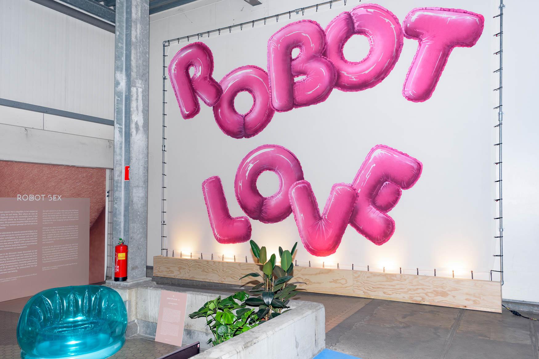 campina ehv Robotlove | sas schilten