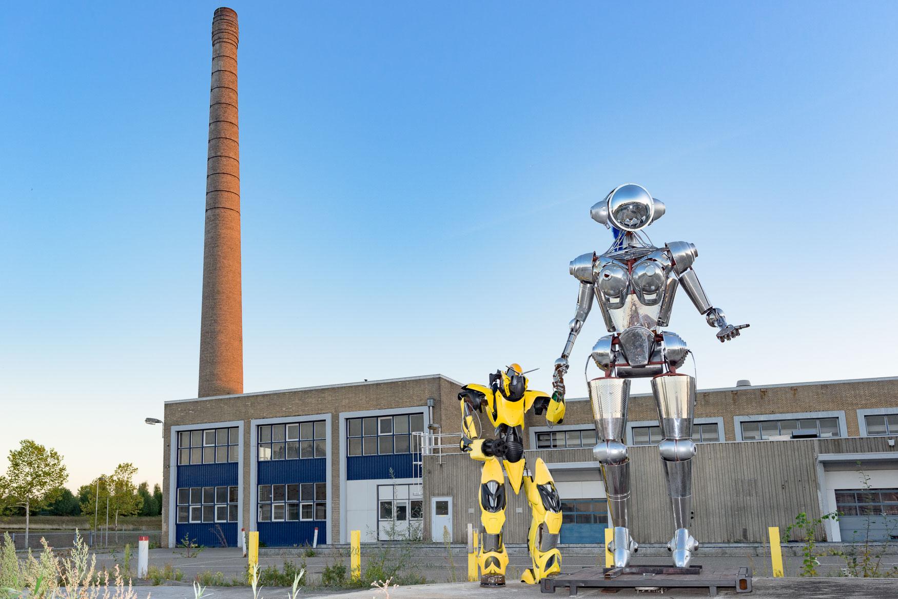 campina ehv Robot love | sas schilten