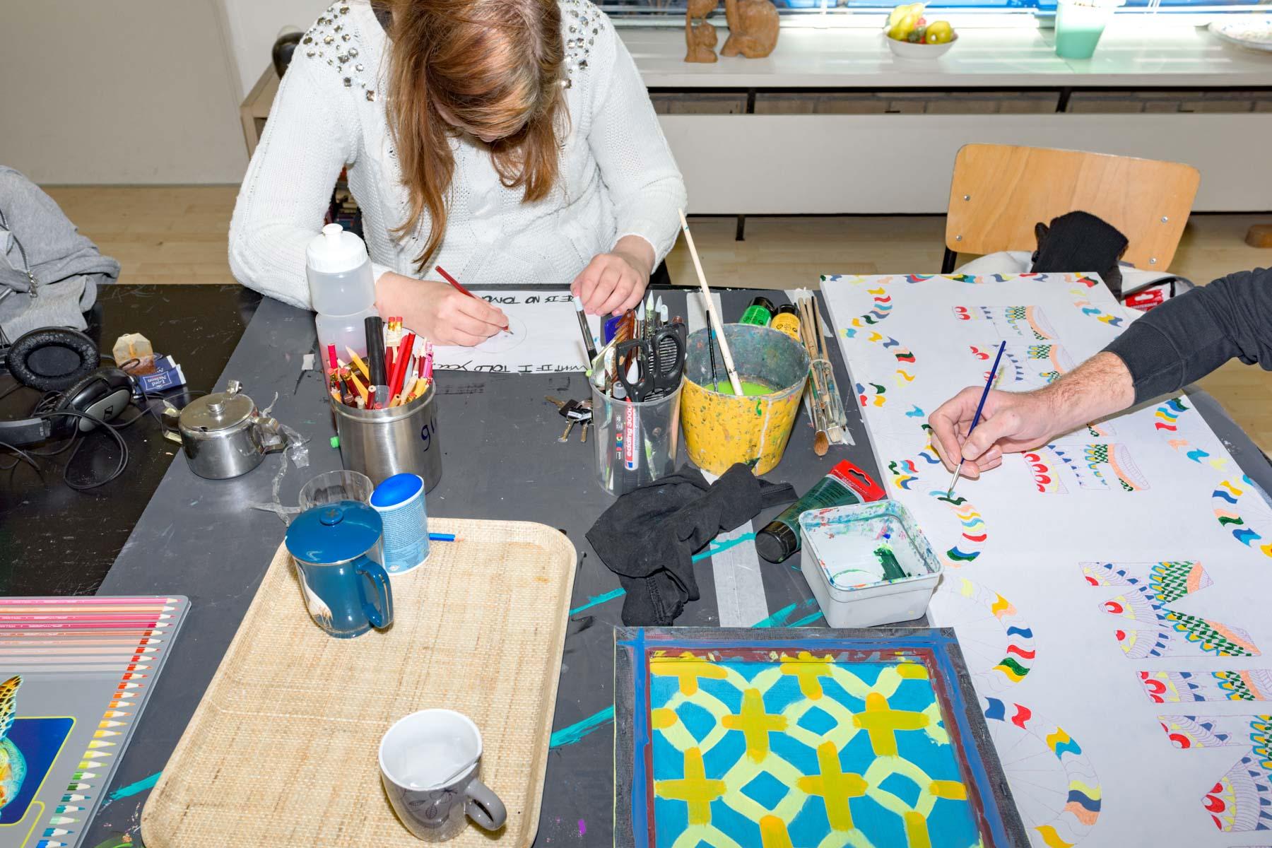 Werkcarrousel Den Bosch voor BOSA | sas schilten fotografie