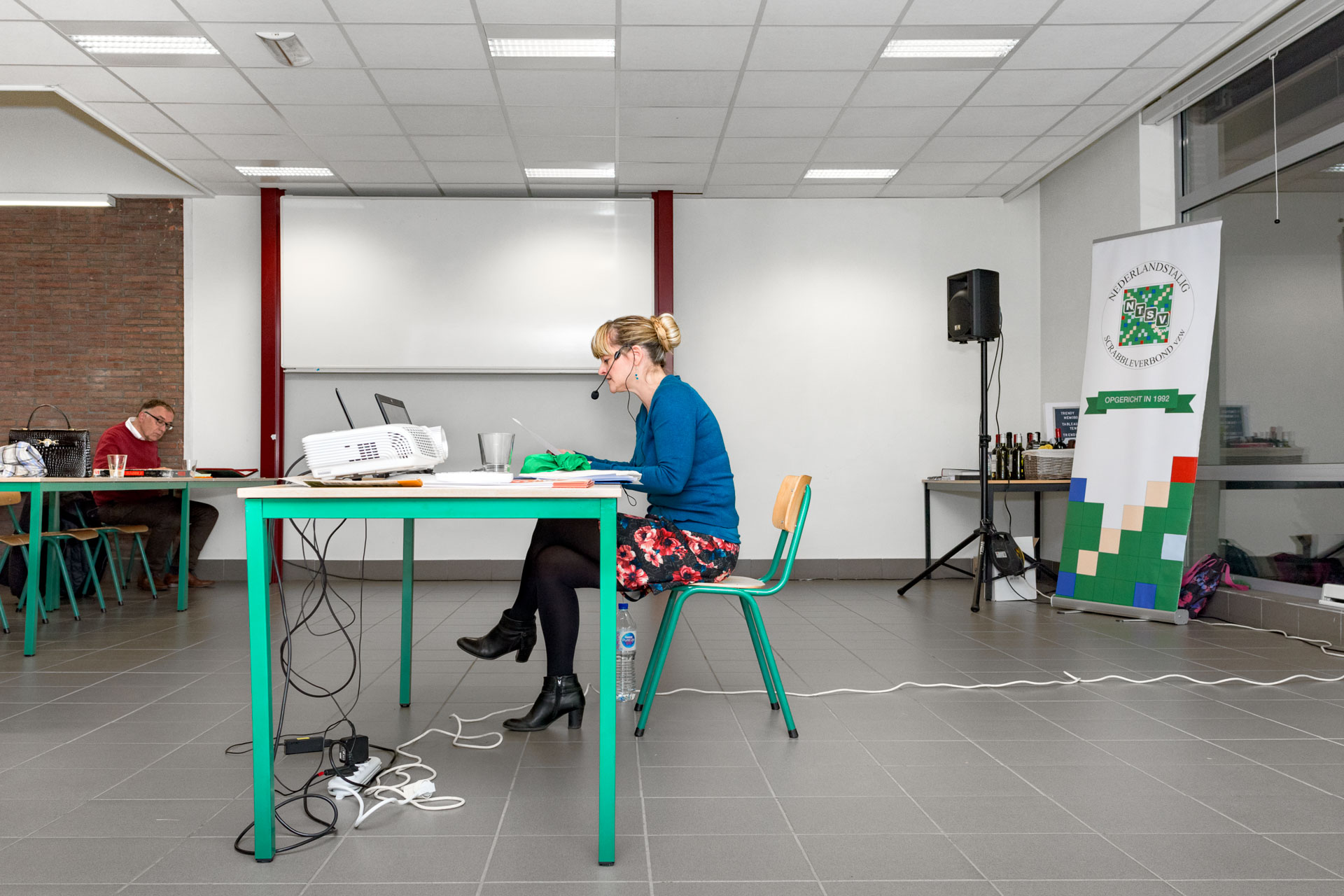 Scrabble tournooi NTSV Heureka Mechelen | sas schilten fotografie