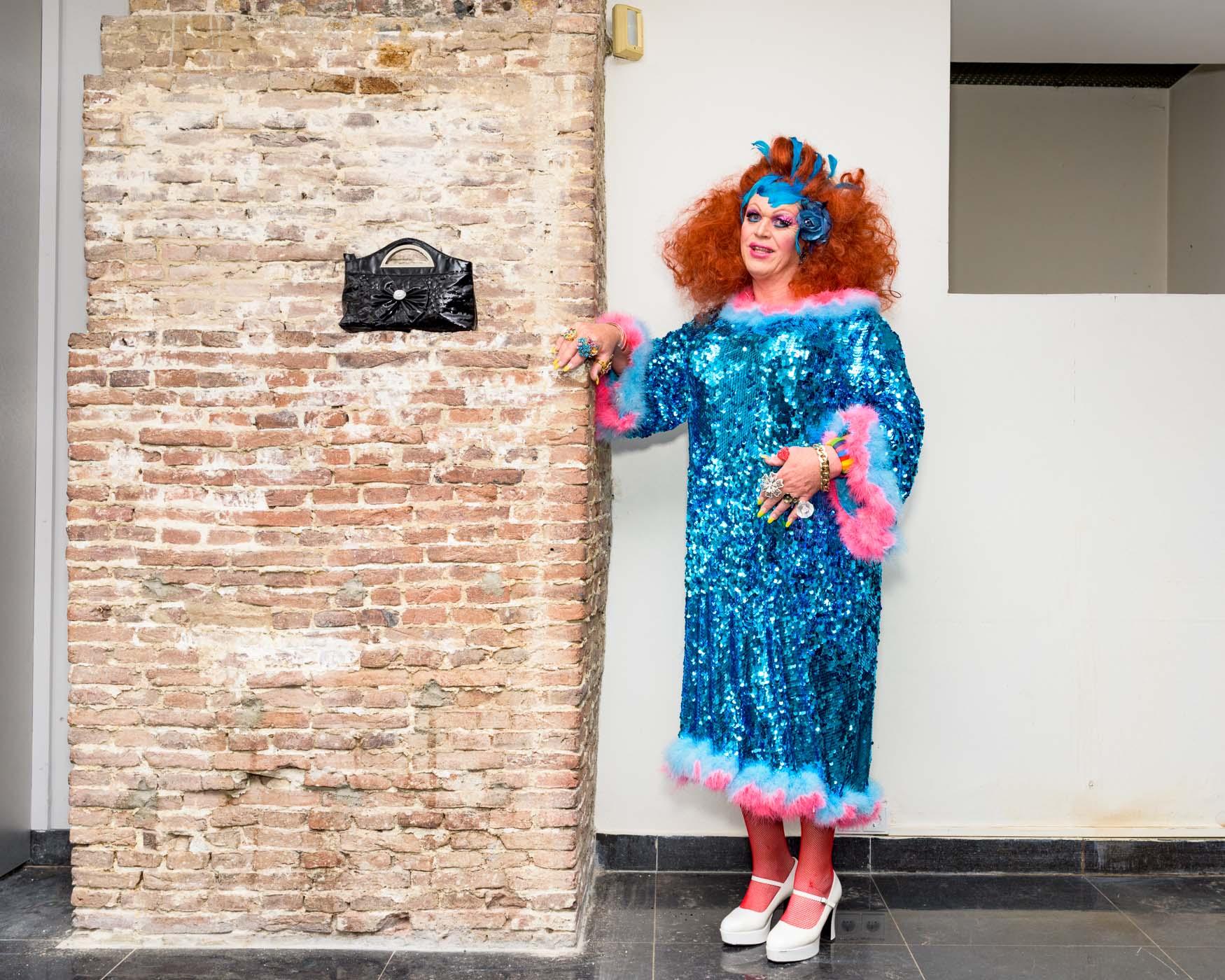 Q15 - Miss Poesiebel - Hartjesdag 2019 Zeedijk Amsterdam | © Sas Schilten Fotografie
