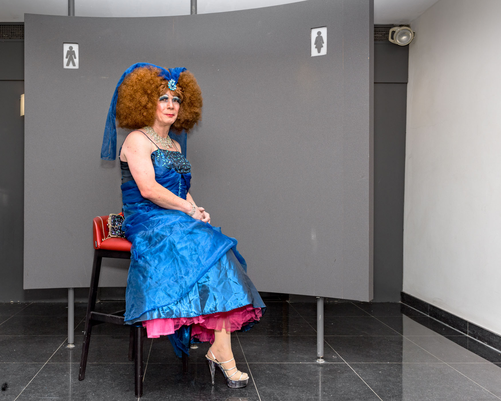 Q08 - Miss ZuLa - Hartjesdag 2019 Zeedijk Amsterdam | © Sas Schilten Fotografie