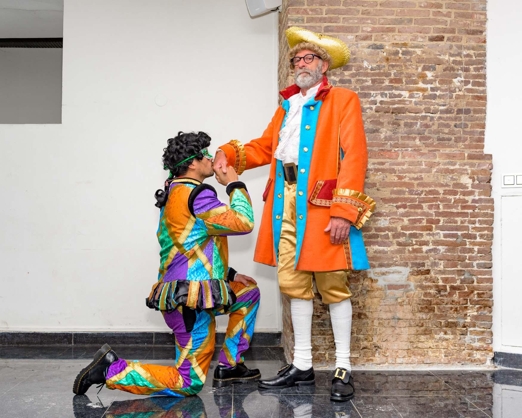H05 - Colour Guys - Hartjesdag 2019 Zeedijk Amsterdam | © Sas Schilten Fotografie