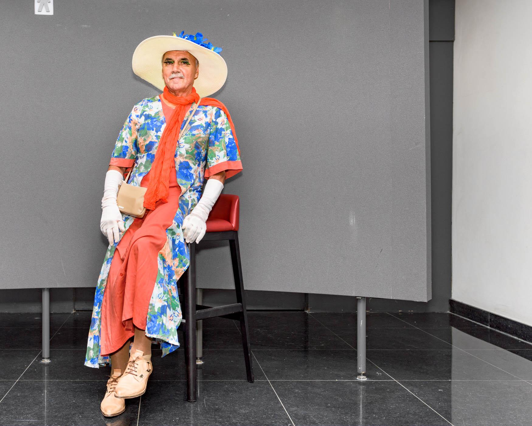 Q04 - Miss Gien - Hartjesdag 2019 Zeedijk Amsterdam | © Sas Schilten Fotografie