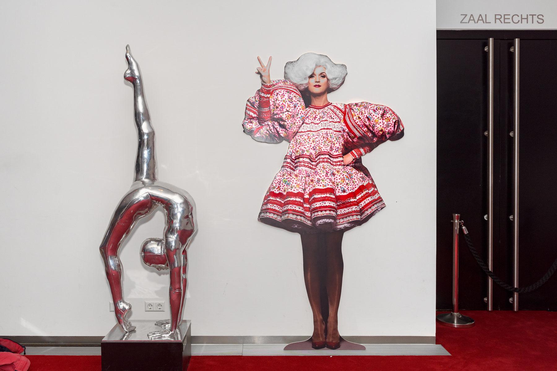 30 jaar Dolly Bellefleur in het DeLaMar   sas schilten fotografie