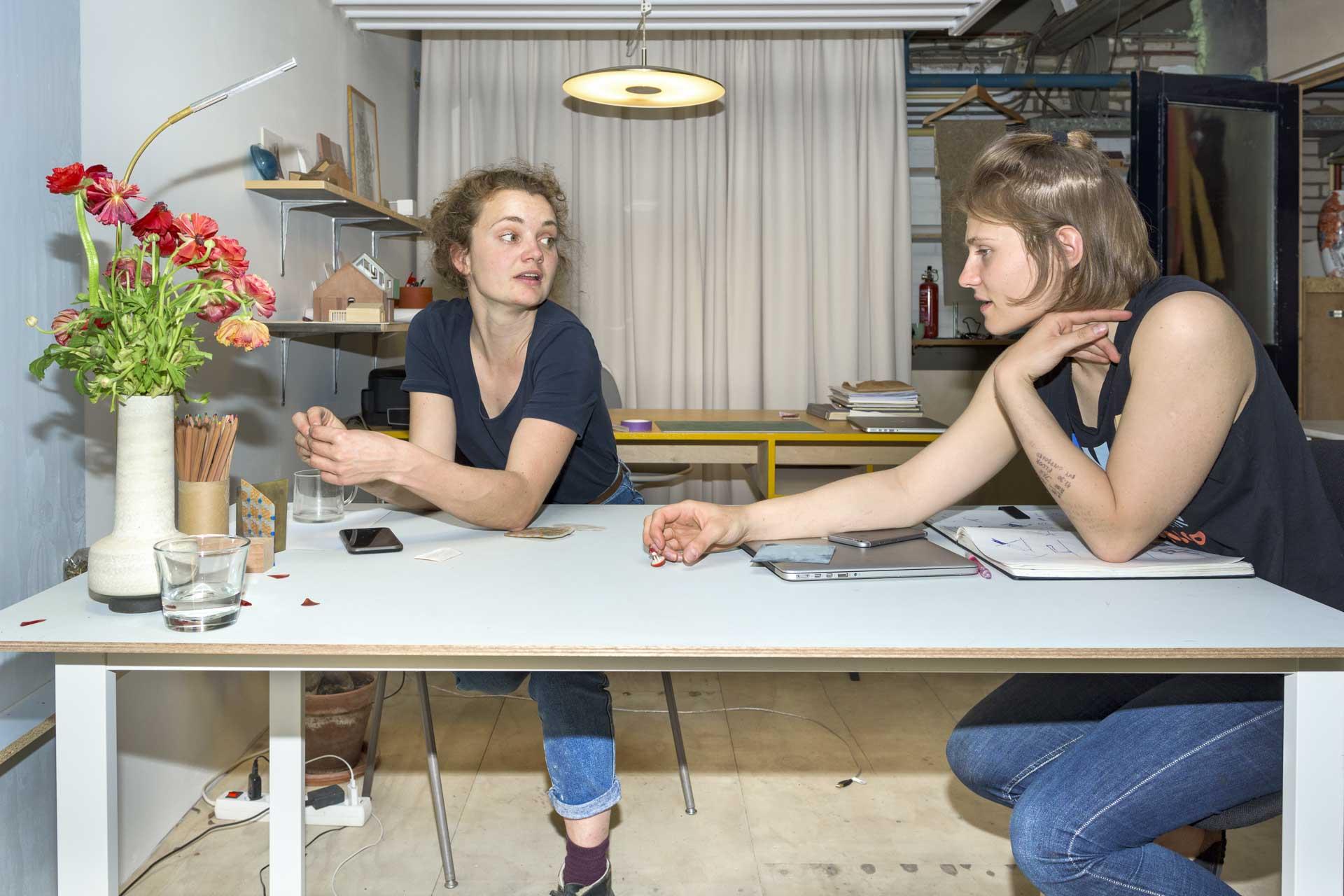 KONTmagazine #1 - De Makers   Sas Schilten Fotografie