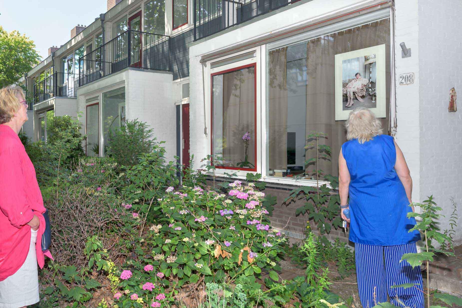 Lang Leve...! Fotoexpositie in de wijk en de Jumbo | Sas Schilten Fotografie