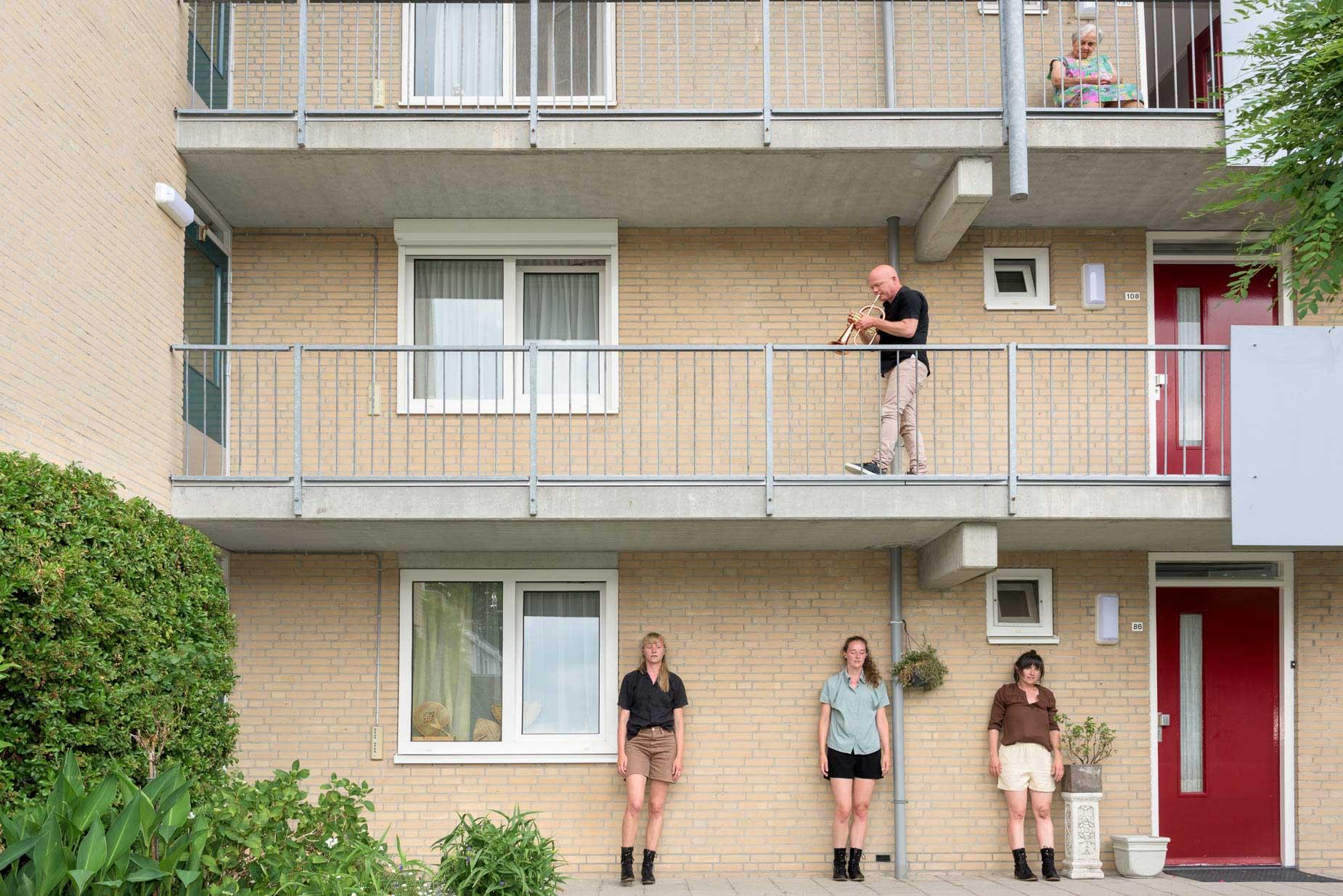 Lang Leve...! Dansvisites 2.0 van Dansnest | Sas Schilten Fotografie