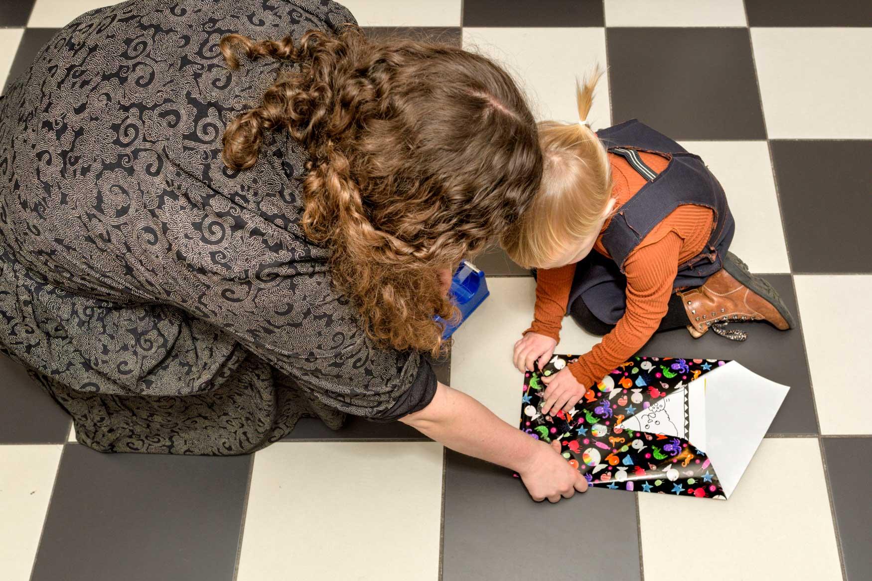 Kinderboekenwinkel De Boekenberg in Eindhoven voor De volkskrant | Sas Schilten Fotografie