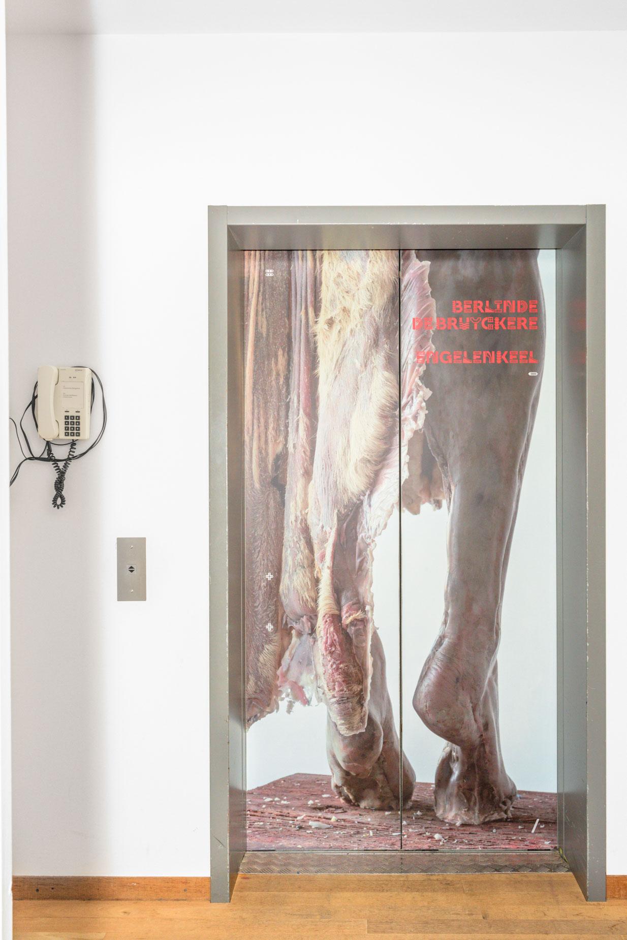 Berinde de Bruyckere voor Volkakrant Magazine | Sas Schilten fotografie